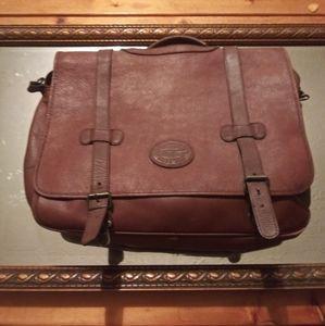Eddie Bauer Leather Bag